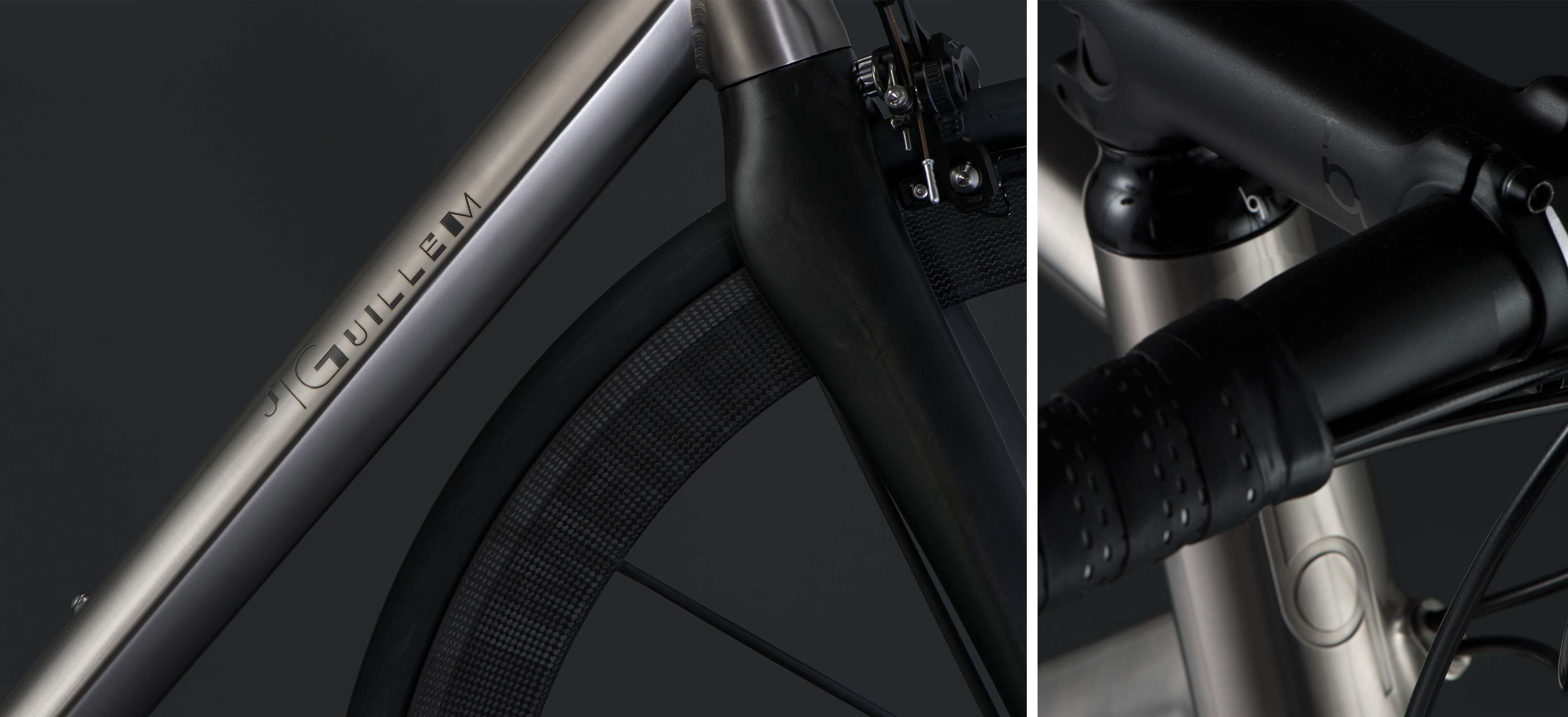J.Guillem Titanium Bikes - Formentor